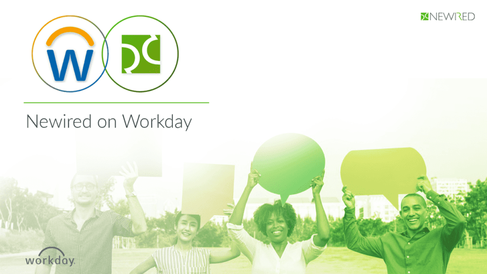 workday and newired